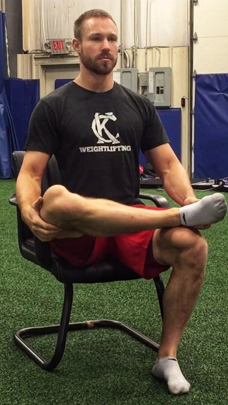 How to Correctly Treat Piriformis Syndrome - Squat ...