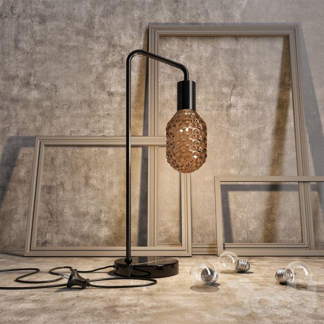 TURBAN TABLE LAMP FRANDSEN