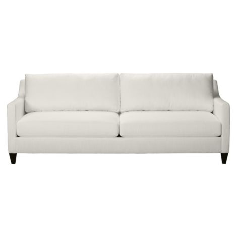 Sofa Two Cushion Ethan Allen Furniture Interior Design