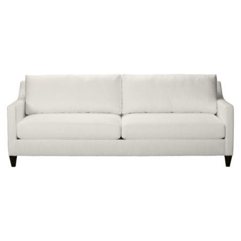 Sofa Two Cushion Ethan Allen Furniture Interior Design