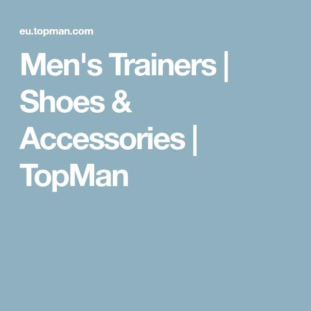 Men's Trainers   Shoes & Accessories   TopMan