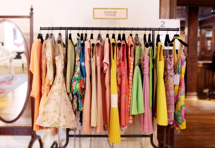 Liberty clothing store
