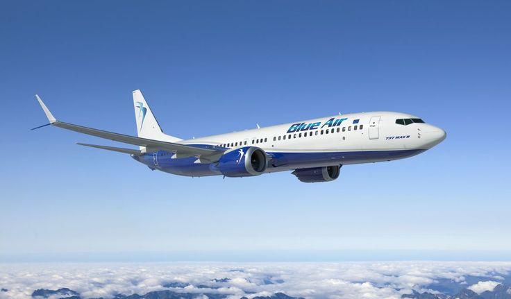 Blue Air Announces Order for Six Boeing 737 MAX Aircraft