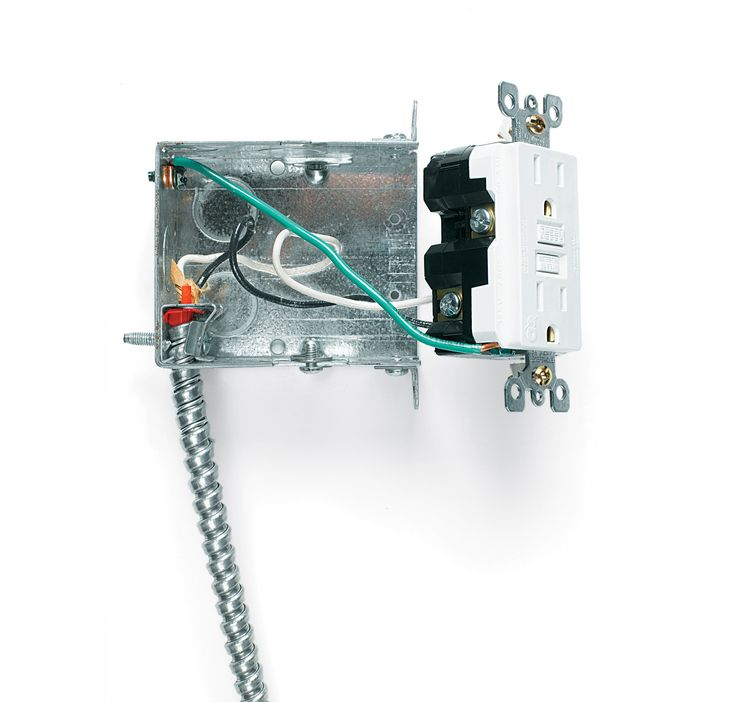 Gfci Receptacle Wiring Diagram Wiring Harness Wiring Diagram