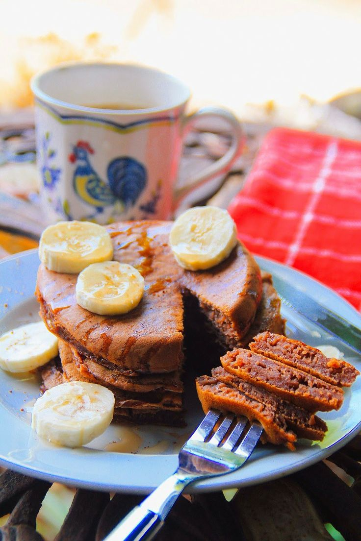 [Cook and Shoot] - Choco Banana and Christmas Pancakes