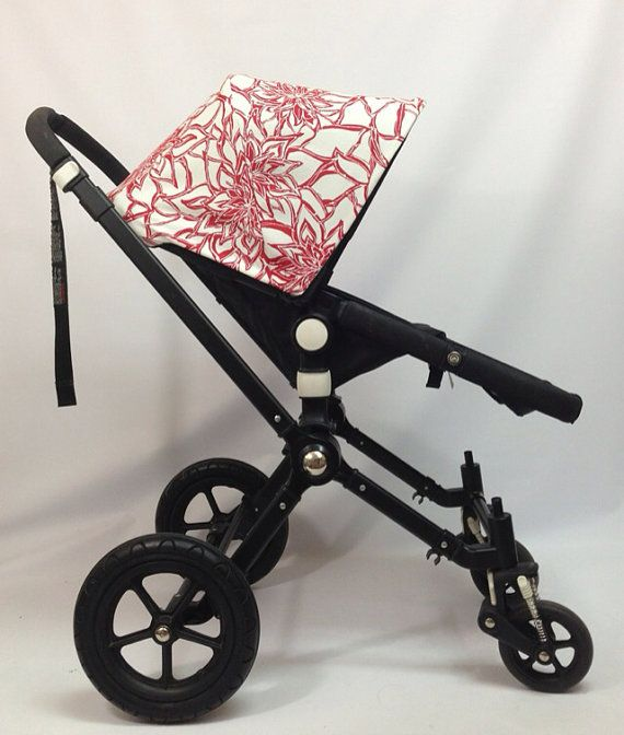 Bugaboo Hood Custom emaSema  Melt My Heart  Sun Canopy for Bugaboo Cameleon -Ready to Ship- & 14 best Roofi images on Pinterest | Baby strollers Bugaboo ...