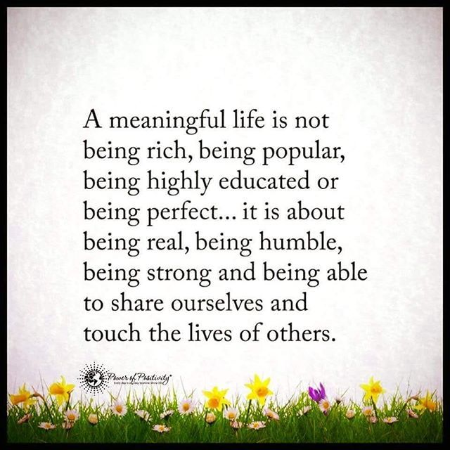 Best 25+ Meaningful Life Quotes Ideas On Pinterest