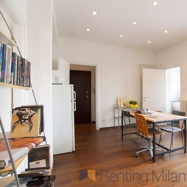 Rent the perfect apartment for a sophisticated #polimi student close to #campus - ask us for more details now #rentingmilan #milan #milano
