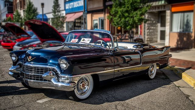 1955 Cadillac Eldorado Car Porn Pinterest Cadillac