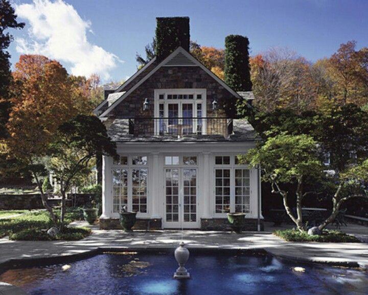 Guest House Pool Houses: 112 Best Guest Cottage Design Ideas Images On Pinterest