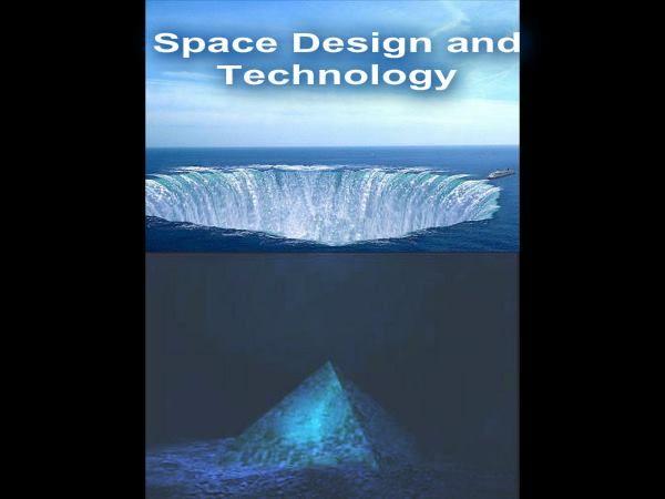 Crystal+Pyramid+Under+Bermuda+MSN   Pirâmide de Cristal descoberta no solo do oceano no Triângulo das ...