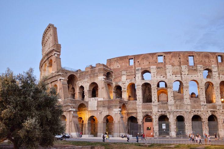 Kolosseum - Rom Citytrip - Blog - September 2014 - P A S T E L P I X