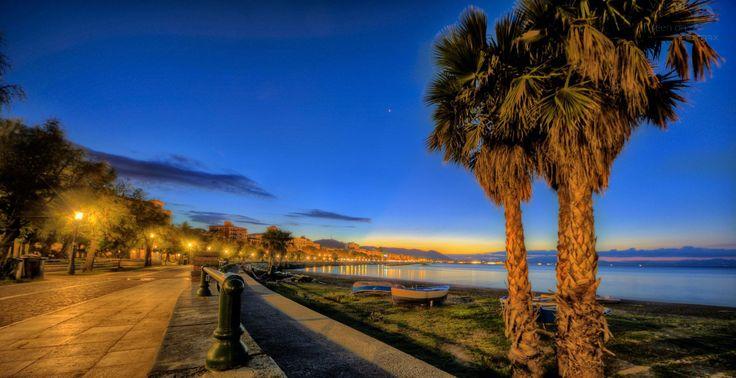 Salerno Lungomare Sea Promenade