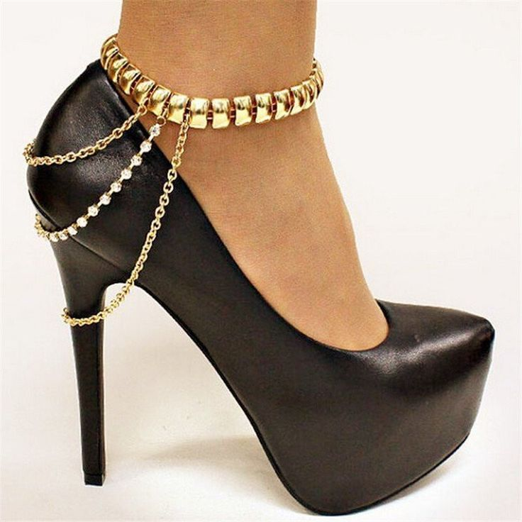 Ankle Shoe Chain