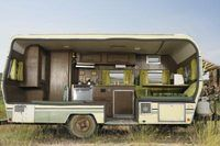 How to Convert a Camp Trailer to a Concession Trailer | eHow
