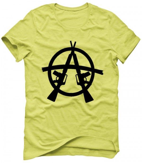 ANARCHY T-shirt Sweatshirt Hoodie Mens Womens