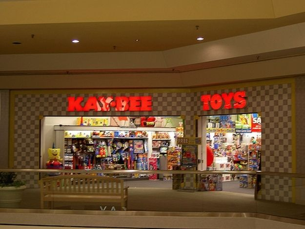 But the chain store that will be missed the most until the rapturous, glorious day it returns to us? BRADLEES. // K·B Toys   13 Stores You Will Never Shop At Again