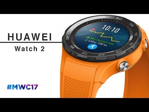 Huawei P10 con Huawei Watch 2 4G - Orange empresas