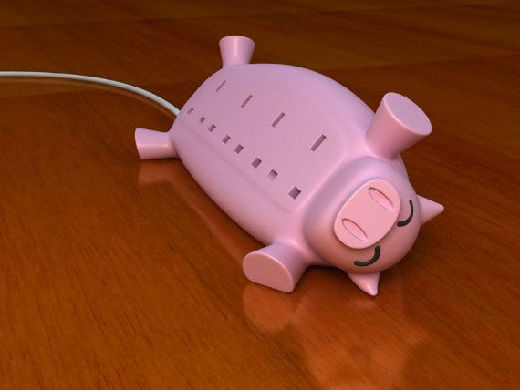 This Little Piggy Went To Socket: Power Strip | Incredible Things
