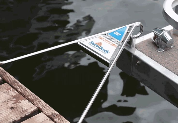 Our ropeless pontoon docking system means no dents, no scratches and no theft to your boat. SureDock is your answer to simpler boating.