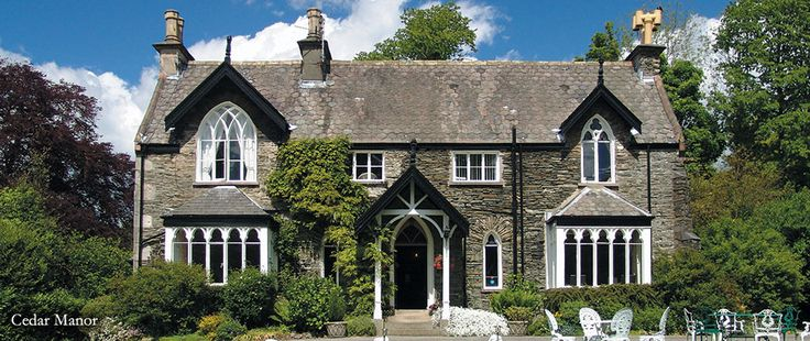 The Cedar Manor Hotel is a Luxury hotel in Windermere providing comfortable accommodation near Lake District having elegant rooms within and a great restaurant with 5 star award winning services in the heart of the Lake District