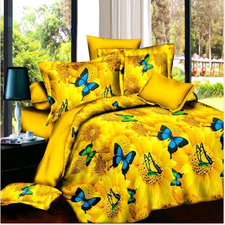 Персонализированные моды 3d волк лев тигр животное одеяло наборы постельных принадлежностей домашнего текстиля общежитии Мягкий Полиэстер хлопок купить на AliExpress
