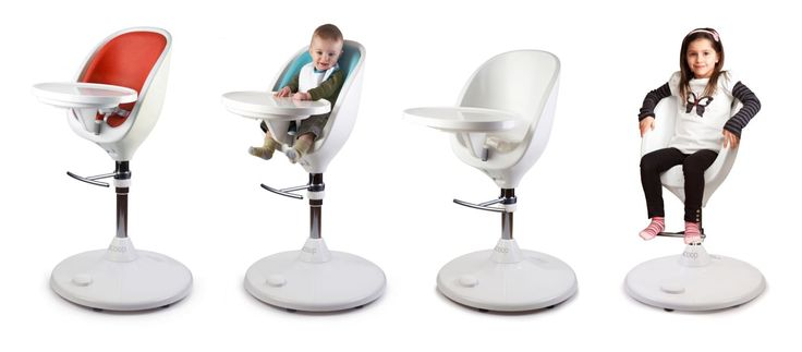 The Brother Max Scoop Highchair is both safe and comfortable from 6 months to the age of 5. With easy to wipe clean surfaces and a hygienic design where dirt has no place to get trapped, it's easy to keep looking stylish with reassurance it's truly clean. Scoop is height-adjustable, so the baby or toddler can sit up at the table or breakfast bar to join in with family meals. Available at www.tdibrandz.com