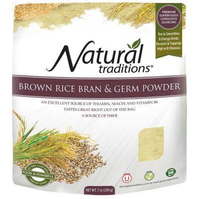 Rice Bran & Germ Solubles