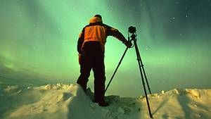 Northern Lights might treat Canadians to a show tonight