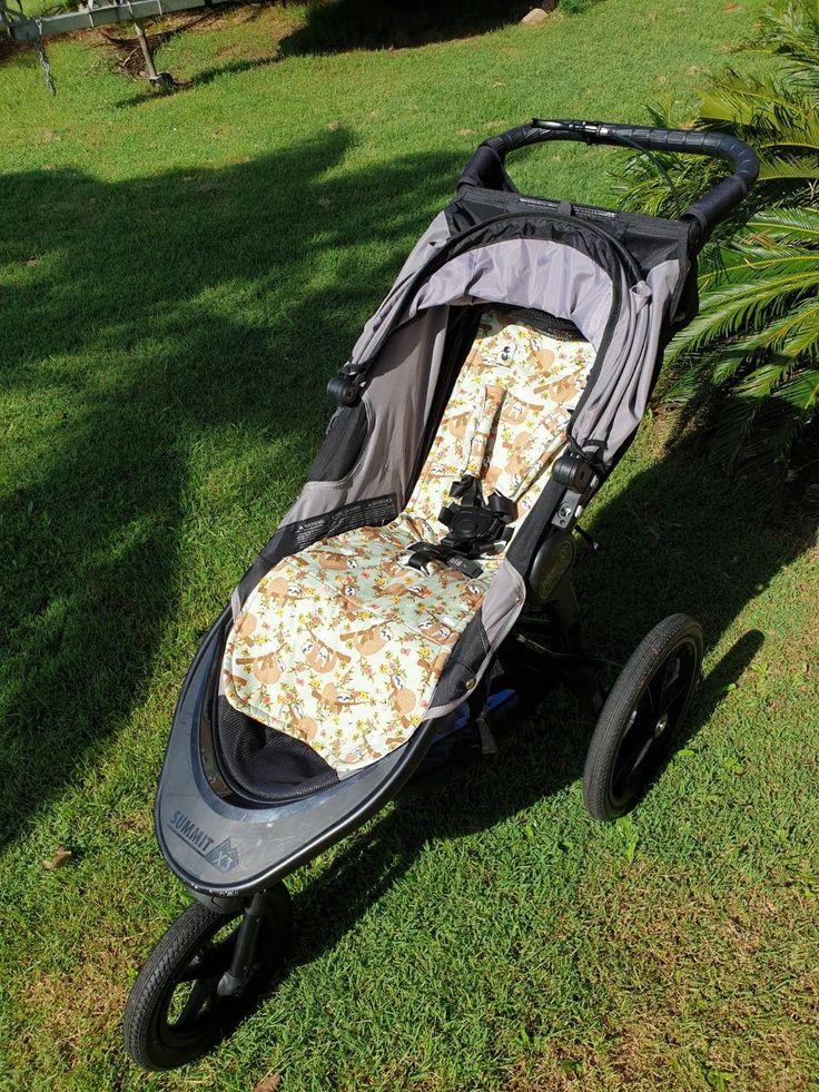 Baby Jogger Summit X3 Pram/Stroller Liner PDF Sewing