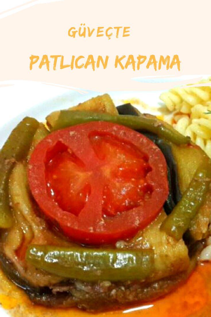 Nefis Güveçte Patlıcan Kapama Tarifi nasıl yapılır? 2.667 kişinin defterindeki bu tarifin resimli anlatımı ve deneyenlerin fotoğrafları burada. Yazar: Chef Esra