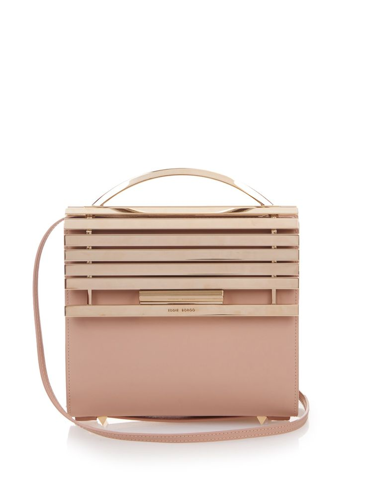 Colt leather shoulder bag | Eddie Borgo | MATCHESFASHION.COM