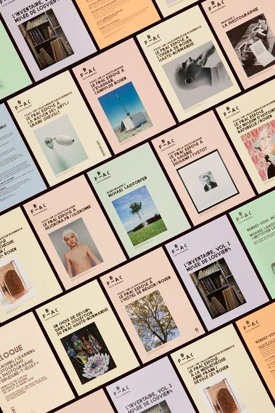 Identité visuelle Design et typographie de titrage 2011-2012