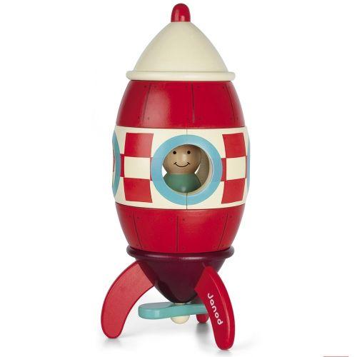 Janod Magnetische Rakete L online kaufen? Günstig bestellen bei fonQ.de