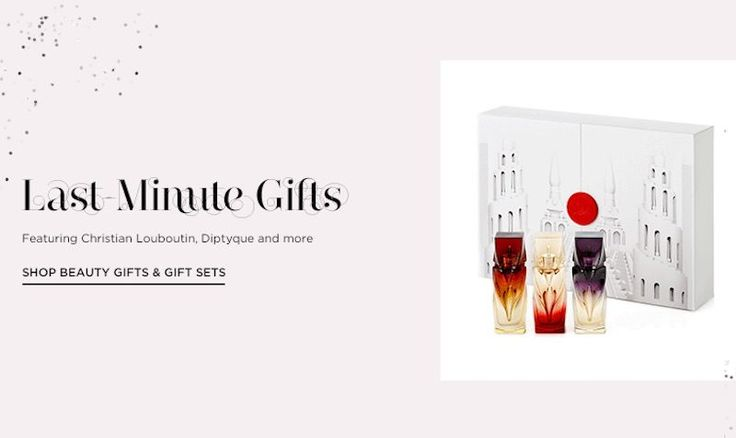 Extra 10% Off Coupon on Beauty and Fragrance Purchases at Saks Fifth Avenue - EDEALO