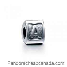 http://www.pandoracheapcanada.com/beautiful-pandora-sterling-silver-alphabet-a-bead-charm-online-shops.html#  Delicate Pandora Sterling Silver Alphabet A Bead Charm Online