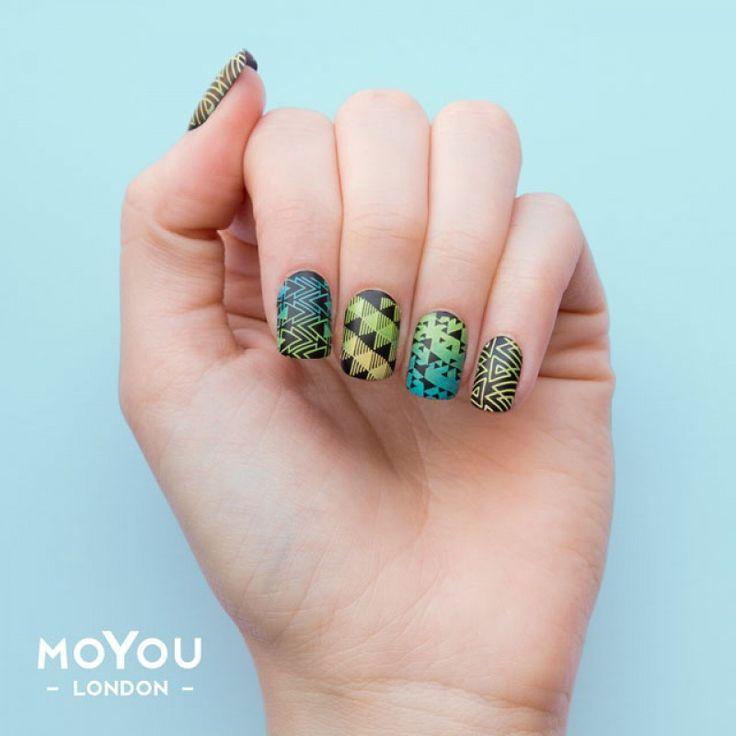 hipster nails pinterest - photo #18