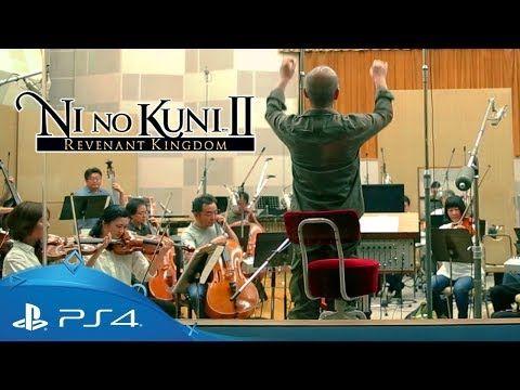 Ni No Kuni II The Music of Joe Hisaishi para PS4