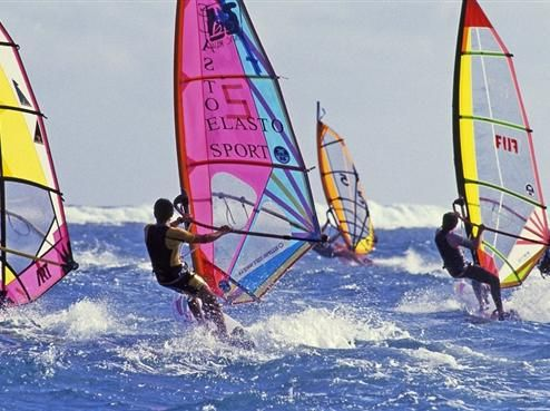 Les Sports Nautiques - Ile d'oléron - Charente maritime - tourisme sur l'Ile d'oléron - Camping 3 étoiles Ile d'Oléron - Camping Antioche d'...