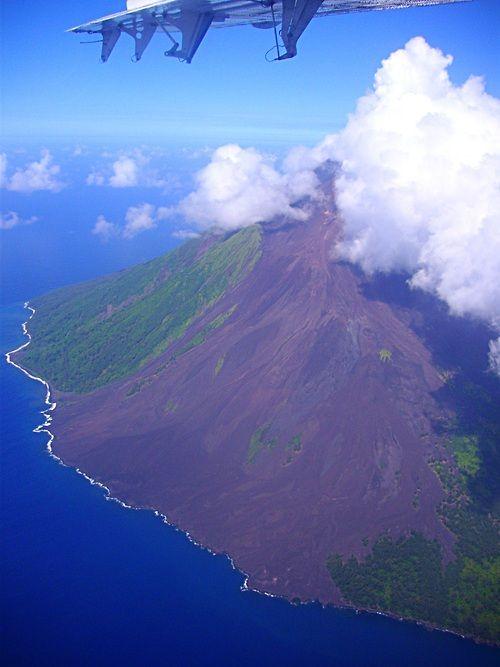 Far Flung Places : Lopevi Volcano