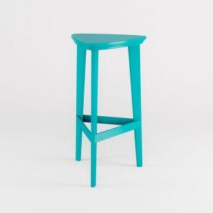 Барный стул Boose бирюзовый