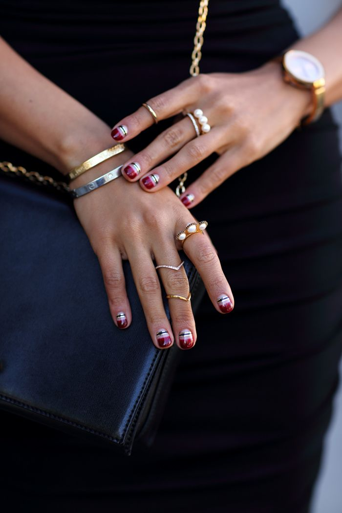 12 best FALL NAIL COLORS images on Pinterest   Viva luxury, Charm ...