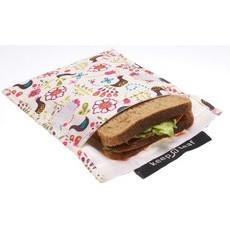 BPA Free, Keep Leaf Reusable Sandwich Bags - Birdies http://www.nourishedlife.com.au
