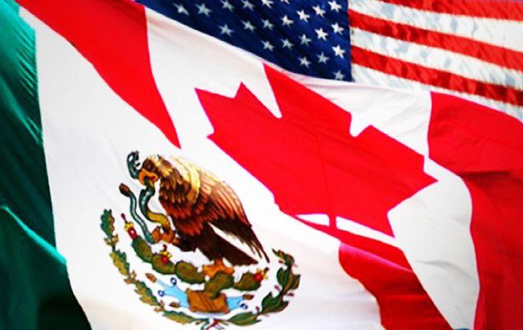 La Secretaria de Economía realizará el Foro de Audiencias Públicas, como parte del proceso de Tratado de Libre Comercio para América del Norte (TLCAN),  #TLCAN #Economía #México #USA #Canadá