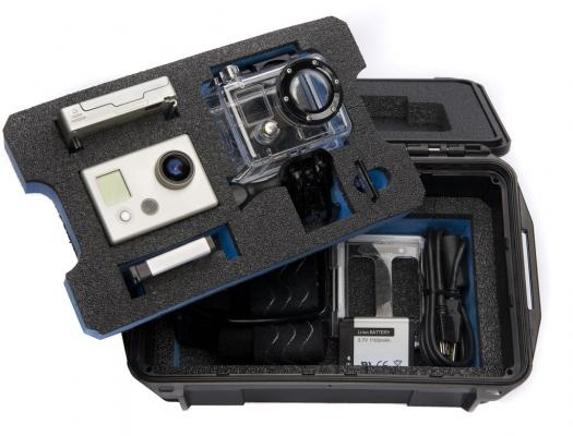 Keep all your valuable POV camera gear dry, scratch free and protected all in one place with the #UKPro POV Camera Case Series with custom inserts designed specifically for POV cameras. #UKPro #GoPro http://www.ukprogear.com/pov-camera-cases