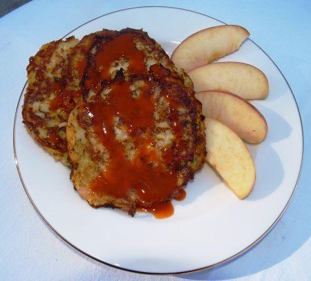 Mashed Potato Pancakes Southern Style