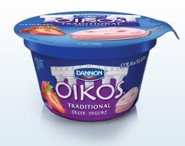 Found my new favorite yogurt!!  Oikos Greek Yogurt is sooooo good!  <3  <3