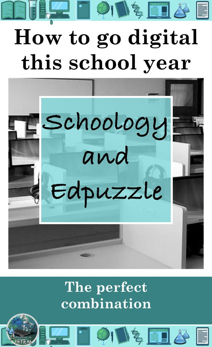 Setting up your Digital Classroom Part 1 (Schoology and