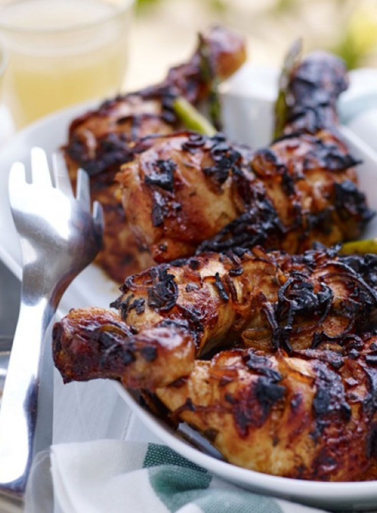 17 best images about summer food and bbq ideas on for What sides go with barbecue chicken