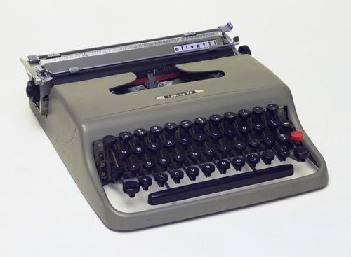 Marcello Nizzoli. Lettera 22 Portable Typewriter. 1950